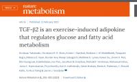 Nature子刊:什么?減肥健身,脂肪功不可沒?