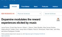 两篇PNAS:音乐可以调节情绪,激励学习