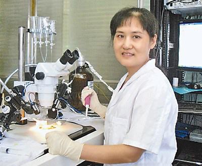 芋螺毒素专家罗素兰:扎根海洋药物创新研究