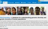 上海生科院发布首个全球人群基因组多样性和祖源信息数据库