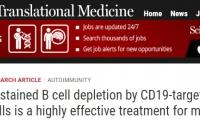 新进展!Science子刊:CAR-T疗法治疗小鼠狼疮显威力