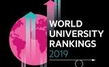 2019年世界大学排名出炉,中国111所大学上榜!(附TOP100)