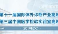 临床科研篇-嘉宾公开︱2019IVD+医检所高峰论坛