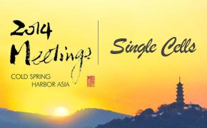 2014年冷泉港亚洲会议:Single Cells