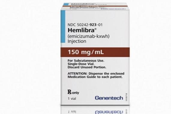 血友病新药Hemlibra扩大适应症,惠及所有A型血友病患者