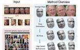 华盛顿大学:发布3D扫描获取面部特征新方式