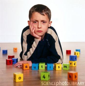 自闭症患儿脑中存在异常数量的神经元