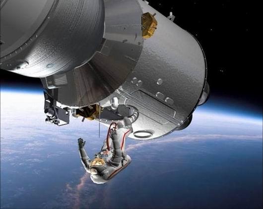 宇航员在太空舱放屁打嗝可能引发大爆炸