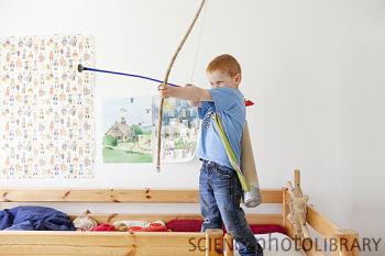 玩伴和玩具可使儿童更聪明