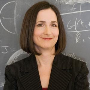 Sara Seager,麻省理工学院天文学家,致力于系外行星搜寻。