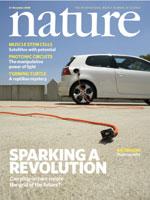 2008年11月27日《自然》杂志精选