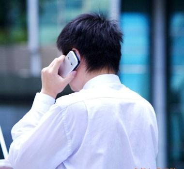 手机辐射或致男性精子数量减少