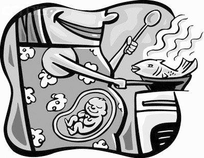 《科学》:孕妇应该怎样吃鱼