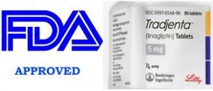 FDA批准Jentadueto™ 片应用于成人2型糖尿病治疗