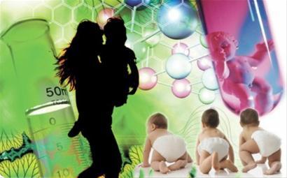 """上海现首例""""第三代试管婴儿""""-PGD可排除遗传病"""