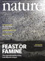 2008年3月6日《自然》杂志精选