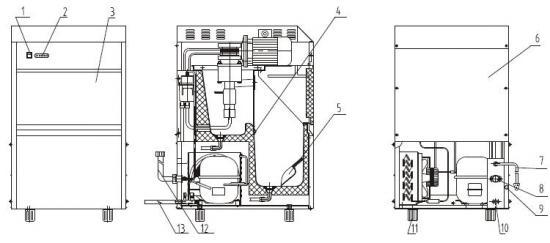 ims系列全自动雪花制冰机使用说明书