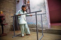 Nature:公共卫生——脊髓灰质炎在巴基斯坦蔓延