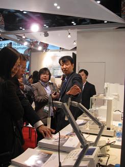 赛多利斯亮相China-Pharm展览会