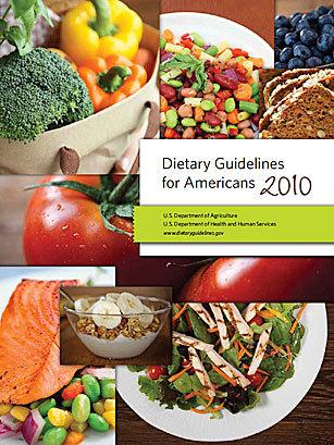 新的饮食营养均衡指导方案