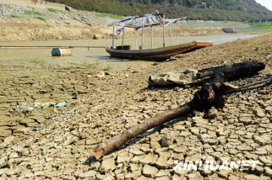 国家减灾委、民政部紧急启动旱灾四级救灾应急响应