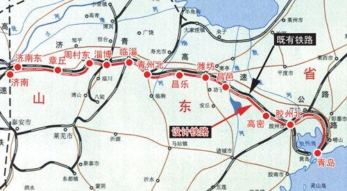 环保部因环境审批问题叫停津秦与胶济高铁项目