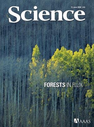 2008年6月13日《科学》杂志精选
