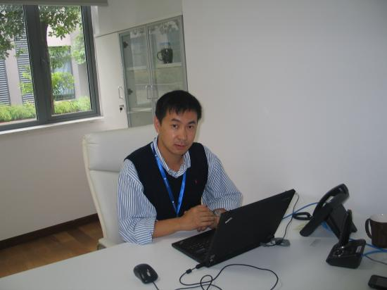 探索对话金唯智中国区总经理杨平博士