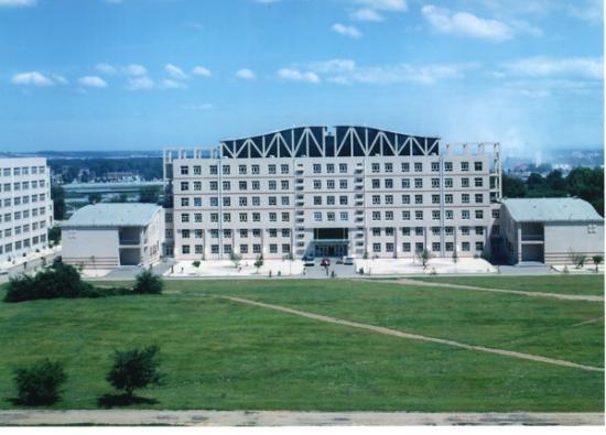 发生事故的东北农业大学实验室(图)