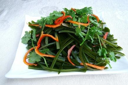 绝经女性每日吃海藻增患甲状腺癌风险