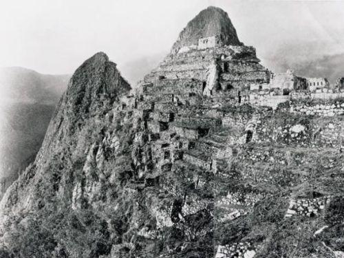国家地理120年九大发现:秘鲁古城马丘比丘