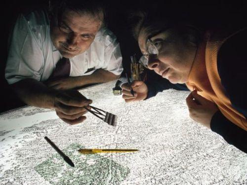 国家地理120年九大发现:绘制海床地图