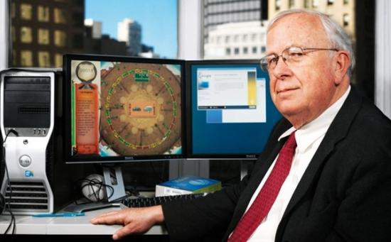 迈克尔 • 梅策尼希:治疗精神分裂症,我用游戏