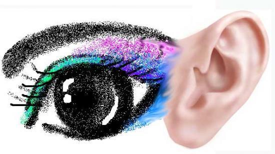"""美科学家称大脑能用视觉系统""""听见""""声音"""